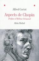Aspects de Chopin Alfred CORTOT Livre Les Hommes - laflutedepan.com