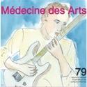 Médecine des arts, n°79 : Musiciens, danseurs Revue laflutedepan.com