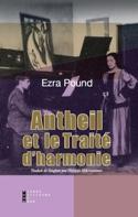 Antheil et le traité d'harmonie Ezra POUND Livre laflutedepan.com