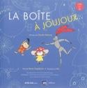 La boîte à joujoux (livre-CD) Marie DESPLECHIN, laflutedepan.com