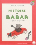 Histoire de Babar Jean de BRUNHOFF Livre laflutedepan.com