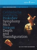 Celibidache conducts Prokofiev Symphony no. 5, Strauss Death and Transfiguration - laflutedepan.com