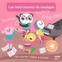 Les Instruments de Musique : Mon premier imagier à écouter - laflutedepan.com