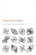 Keywords in sound David NOVAK Livre Les Sciences - laflutedepan.com