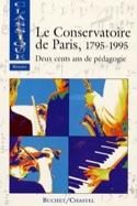 Le Conservatoire de Paris vol. 2 Anne BONGRAIN Livre laflutedepan.com