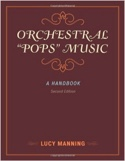 Orchestral pops music Lucy MANNING Livre laflutedepan.com