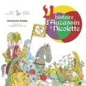 Une histoire d'Aucassin & Nicolette Zina TAMIATTO laflutedepan.com