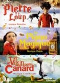 Pierre et le loup / Le piano magique / Le vilain petit canard - laflutedepan.com