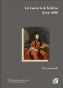 Les concerts de la reine (1725-1768) David HENNEBELLE laflutedepan.com