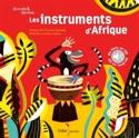 Les instuments d'Afrique - Rémi SAILLARD - Livre - laflutedepan.com