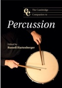 Cambridge companion to Percussion laflutedepan.com
