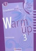 Warm up, vol. 3 VERNY Pierre-Gérard Livre laflutedepan.com