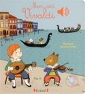 Mon petit Vivaldi Séverine CORDIER Livre laflutedepan.com