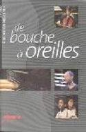 DE BOUCHE À OREILLES Hélène JARRY-PERSONNAZ Livre laflutedepan.com