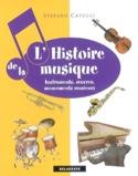 L'histoire de la musique : instruments, oeuvres, mouvements musicaux laflutedepan.com
