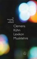 Lexikon Musiklehere Clemens KÜHN Livre laflutedepan.com