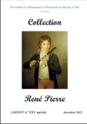 Collection René Pierre COLLECTIF Livre laflutedepan.com