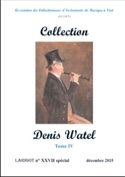 Collection Denis Watel COLLECTIF Livre laflutedepan.com