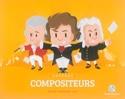 Coffret Compositeurs Patricia CRÉTÉ Livre laflutedepan.com
