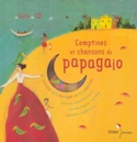 Comptines et chansons du papagaio : le Brésil et le Portugal en 30 comptines laflutedepan.com