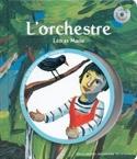 L'orchestre - Léo et Marie Leigh SAUERWEIN Livre laflutedepan.com