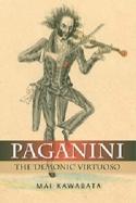Paganini (livre en anglais) Mai KAWABATA Livre laflutedepan.com