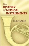 The history of musical instruments (Livre en anglais) laflutedepan.com