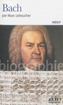 Bach - Marc LEBOUCHER - Livre - Les Hommes - laflutedepan.com