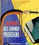 L'alphabet des grands musiciens Yann WALCKER Livre laflutedepan.com