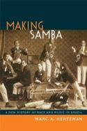 Making samba Marc HERTZMAN Livre Les Pays - laflutedepan.com