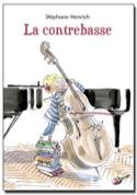 La contrebasse Stéphane HENRICH Livre laflutedepan.com