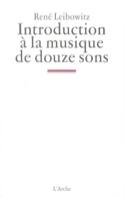 Introduction à la musique de douze sons - laflutedepan.com