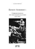 Ernest Ansermet: Correspondances avec des solistes illustres laflutedepan.com