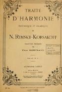 Traité d'harmonie théorique et pratique - laflutedepan.com