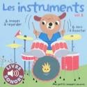 Les Instruments, vol. 2 - Marion BILLET - Livre - laflutedepan.com