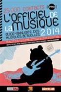 L'Officiel de la Musique 2014 Livre laflutedepan.com