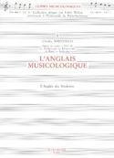 L'anglais musicologique Charles WHITFIELD Livre laflutedepan.com