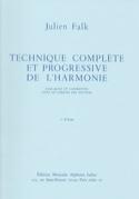 Technique complète et progressive de l'harmonie vol. 1 - laflutedepan.com
