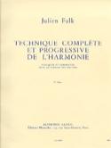 Technique complète et progressive de l'harmonie vol. 2 - laflutedepan.com