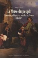 La Muse du peuple : chansons politiques et sociales en France, 1815-1871 - laflutedepan.com