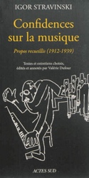 Confidences sur la musique : propos recueillis (1912-1940) laflutedepan.com