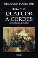 Histoire du quatuor à cordes, tome 1 - laflutedepan.com
