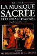 Guide de la musique sacrée et chorale profane vol 1 laflutedepan.com