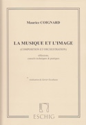 La musique et l'image Maurice COIGNARD Livre laflutedepan.com