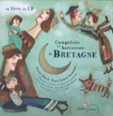 Comptines et berceuses de Bretagne Collectif Livre laflutedepan.com