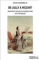 De Lully à Mozart David HENNEBELLE Livre laflutedepan.com
