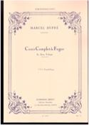 Cours complet de fugue, volume 1 - Marcel DUPRÉ - laflutedepan.com