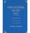 Orchestral music David DANIELS Livre laflutedepan.com