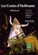 Avant-scène opéra (L'), n° 235 : Les Contes d'Hoffmann - laflutedepan.com
