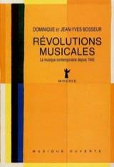 Révolutions musicales laflutedepan.com